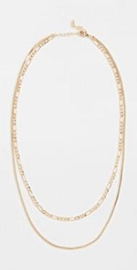 Cecilia Chain Necklace