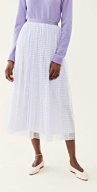 Gingham Ballerina Skirt