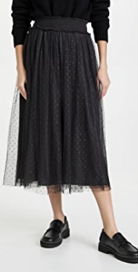 Honeycomb Smocked Ballerina Skirt