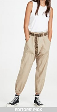 Crossover Utility Drop Pants