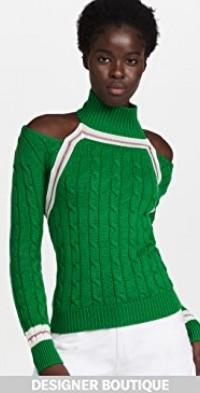 Knit Hold My Bolero Sweater
