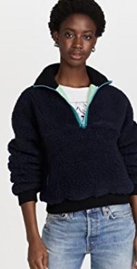 Neck Fleece Jacket
