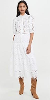 Zippy Midi Dress