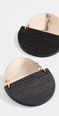 The Medallion Earrings