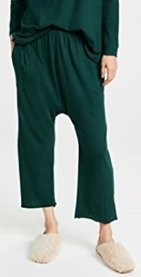 The Lounge Crop Pants
