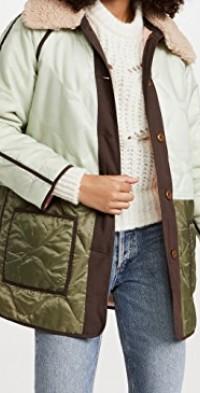 The Reversible Puffer Coat