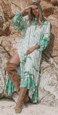 Pre-Order ~ Winona Maxi Dress