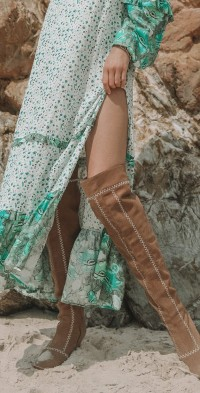 Pre-Order ~ Zephyr Over The Knee Boots