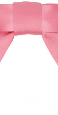 Ashley Williams Pink Bow Hair Clip
