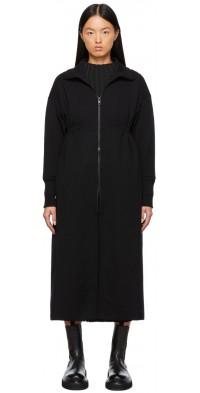 CFCL Black Milan Coat