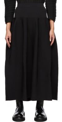 CFCL Black Pottery Skirt