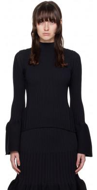 CFCL Black Pottery Sweater