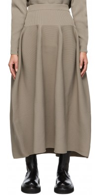CFCL Taupe Pottery Skirt