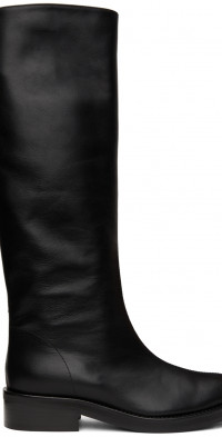 CO Black Riding Boots