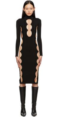 Dion Lee Double Hosiery Dress