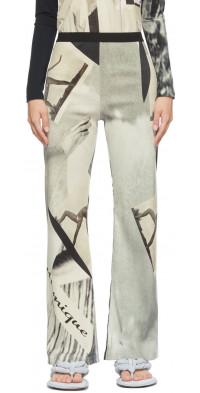 ELLISS Grey Super Surfer Trousers