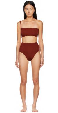 Hunza G Red Maxime Nile Bikini
