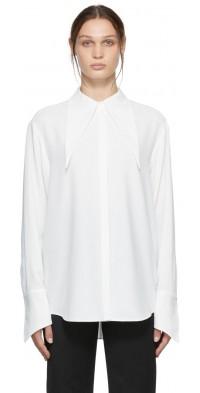 KIMHEKIM Off-White Crepe Elf Shirt