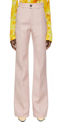 Kwaidan Editions Double Face Wool Trousers