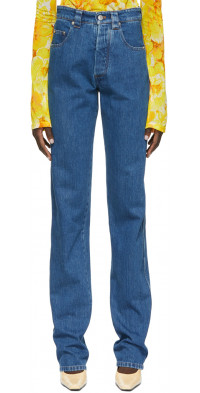 Kwaidan Editions High Rise Jeans