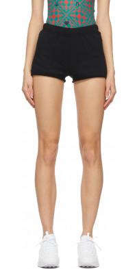Maisie Wilen Black Modum Shorts