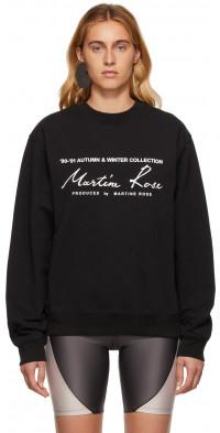 Martine Rose Classic Crew Sweatshirt