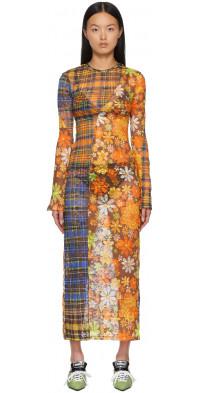 Rave Review Multicolor Enya Lace Dress