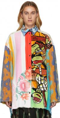 Rave Review Multicolor Janka Shirt