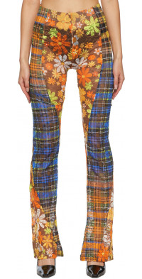 Rave Review Multicolor Oasis Lace Trousers
