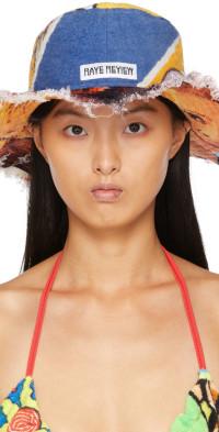Rave Review SSENSE Exclusive Multicolor Hola Beach Hat