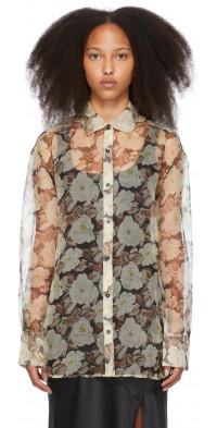 SIR. Multicolor Sofia Shirt