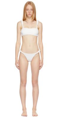 SIR. White Hendry Bikini