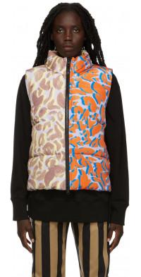 Stine Goya Multicolor Leonor Puffer Vest