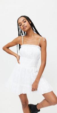 Cleobella Mar Ruffle Mini Dress