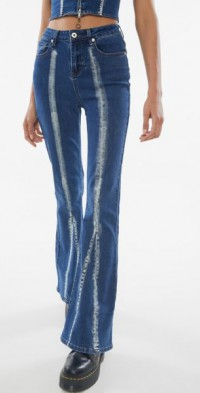 I.AM. GIA Savannah Mid-Rise Flare Jean