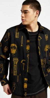 Lazy Oaf Roman Holiday Shirt Jacket