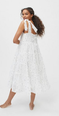 Sister Jane Almond Blossom Midi Dress