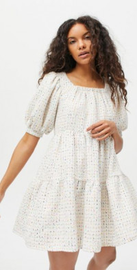 Sister Jane Sweet Tweed Confetti Mini Dress